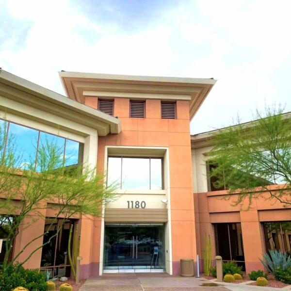 Las Vegas - 1180 Building Entrance