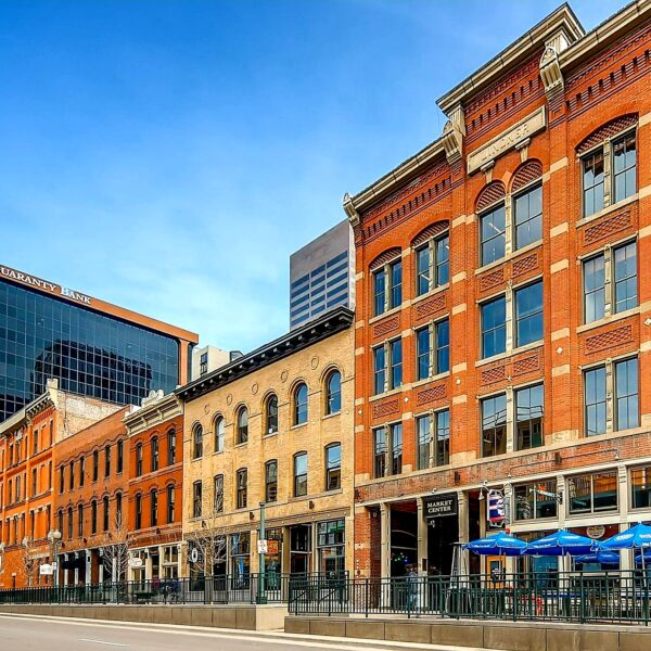 Denver Market Center Entrance
